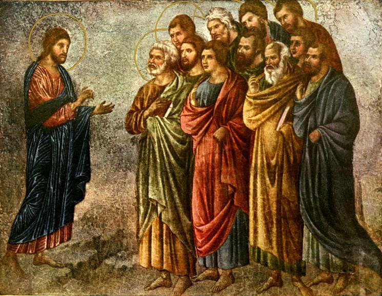 Fr. Tilmann Pesch S.J. (1836-99) Christ-sending-His-Apostles