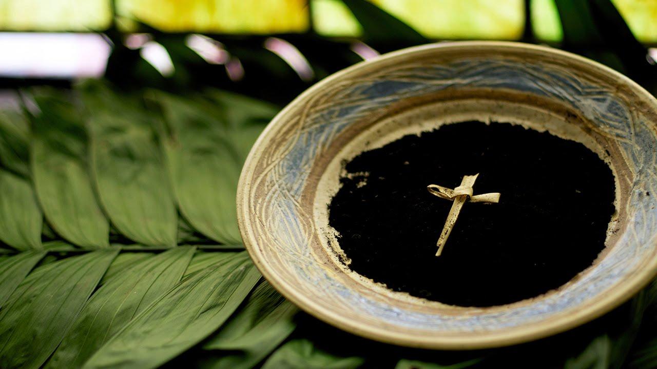 Catholic Men's Daily Devotional and Bible Study – Ash